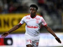 Maouassa se va al Rennes. AFP