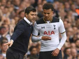 Mauricio Pochettino wants to reunite with Alli. AFP