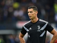 Ronaldo toujours dans la tourmente. AFP