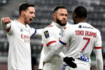 Les compos probables du match de Ligue 1 entre l'OL et Metz. afp