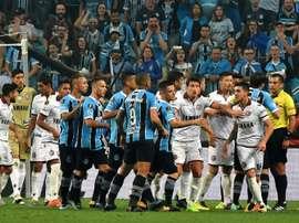 Decide-se nesta quarta-feira o vencedor da Libertadores. AFP