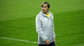 Cocu dirigirá esta temporada al Derby County. EFE/Archivo