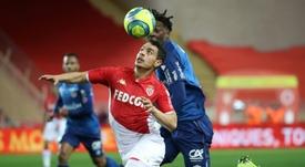 El Mónaco pagará 13 millones por el joven francés Axel Disasi. AFP