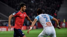 Çelik gusta al Milan. AFP