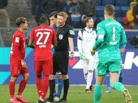 Le Bayern étrille Hoffenheim dans la confusion. AFP