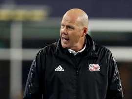 New England limoge son entraîneur Brad Friedel. AFP
