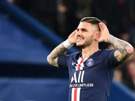 Icardi touché à son tour. afp