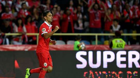 Jonas poderia voltar ao futebol brasileiro. AFP