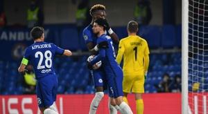 Chelsea finit au petit trot contre Krasnoda. AFP