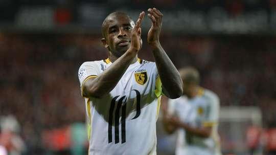 Mavuba had been at Lille since January 2008. AFP