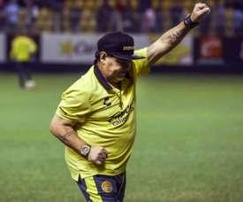 Dorados se clasificó como primero de grupo. AFP