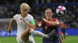 Victoire facile des Anglaises face à la Norvège. AFP