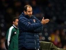 Igor Stimac, candidat idéal pour diriger les 'Blue Tigers'. AFP