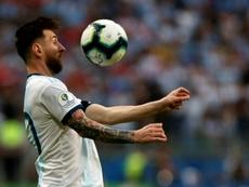Lionel Messi a affirmé dimanche que son équipe se préparait à disputer un tout autre tournoi.