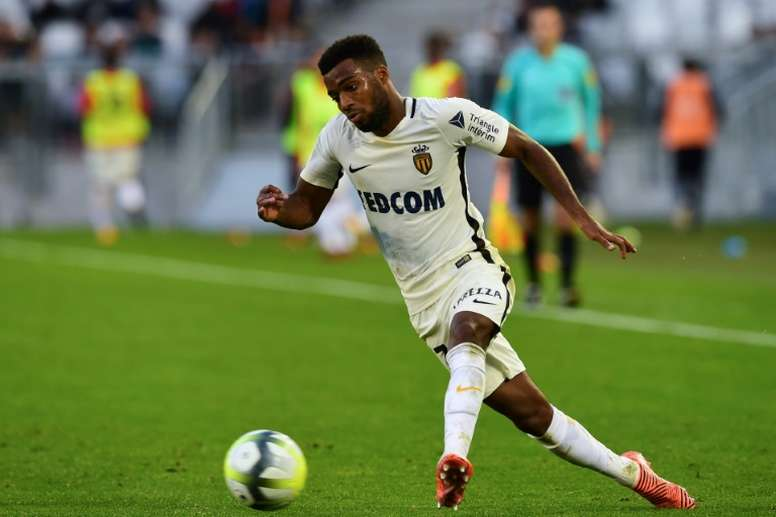 The chase for Thomas Lemar is set to intensify in January. AFP