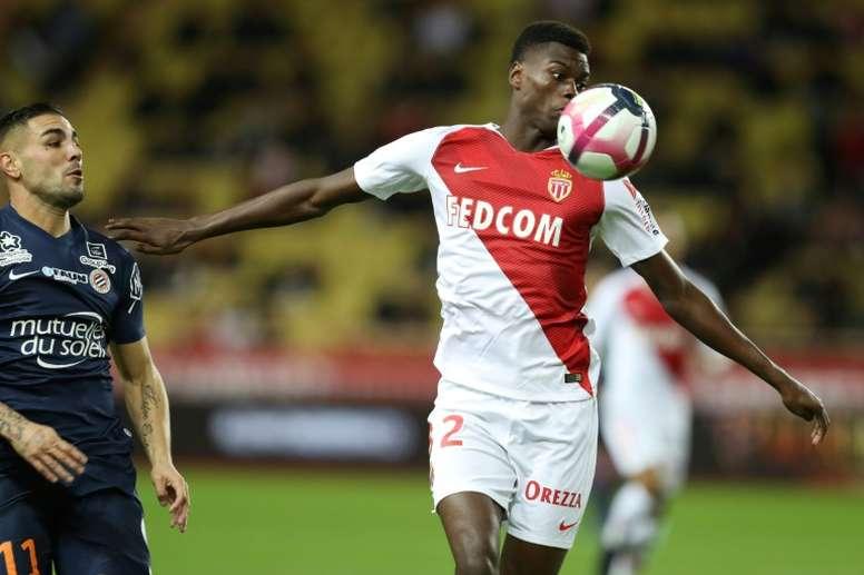 Madrid have been linked with Benoît Badiashile. AFP