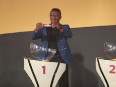 Qualifications au Mondial-2022 : tirage clément pour l'Algérie. AFP
