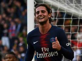 Rabiot will continue at Juventus. AFP