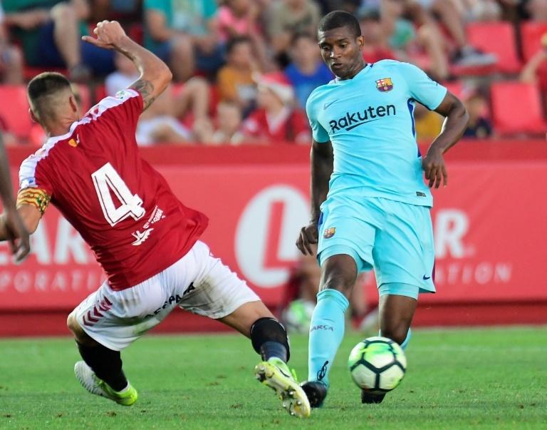 """Marlon Santos : """"J'ai eu l'honneur de pouvoir choisir entre le Real et le Barça"""""""