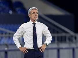 Técnico português do Shakhtar falou sobre o Real Madrid. AFP