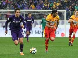 Ambos futbolistas están en la agenda de la 'Vecchia Signora'. AFP