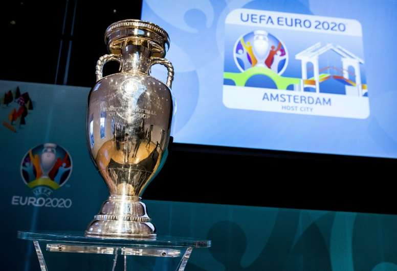 Everything we know about the Euro 2020. AFP