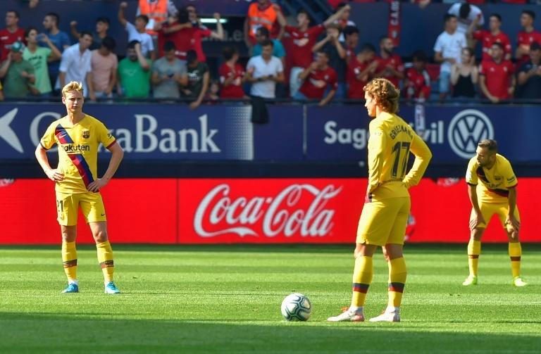 Nouveau couac pour Dembélé ? La réponse de Valverde — Barcelone