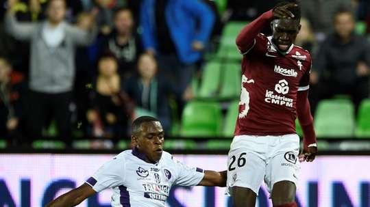 Il pourrait quitter Toulouse cet été. AFP