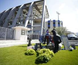 Drame de Furiani : Casanova déplore les matches le 5 mai. AFP