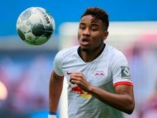 Nkunku, ancien du PSG: bons baisers de Leipzig!. AFP