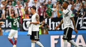 Kroos no quiso continuar con su polémica con Özil. AFP