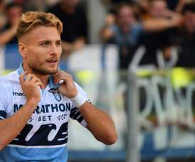 La Lazio a une belle opportunité. AFP