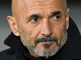 Spalletti considera que para o Inter ICardi é mais valioso que Cristiano e Messi. AFP