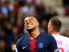 Le Paris SG a terminé sa saison vendredi par une défaite à Reims. AFP