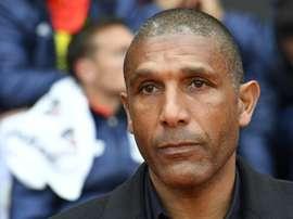 Franck Passi nommé entraîneur de Niort. AFP