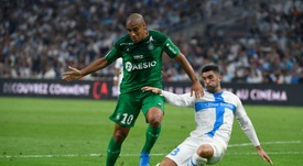 Álvaro González seguirá en Francia. AFP