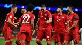 El Bayern se despedirá de su presidente Uli Hoeness. AFP