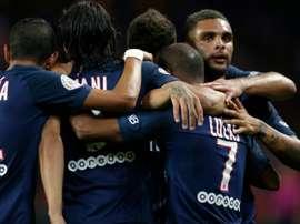 Al París Saint-Germain le ha costado quedarse con los tres puntos en casa ante el Lille. AFP