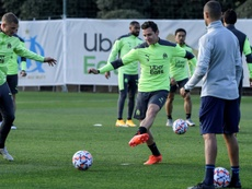 Marseille face à sa série noire, Inter-Real à haut risque. afp