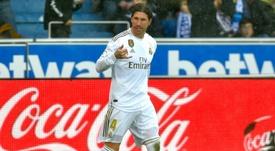 Le meilleur et le pire de Ramos pour une place de leader. AFP