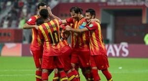 Le championnat de Tunisie reprendra à huis clos en août. AFP