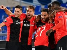 Ligue Europa: Rennes contraint à une nouvelle épopée. AFP