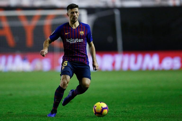 Malcom est sérieusement blessé — Barcelone