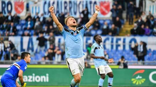 La prime de la Lazio si elle venait à gagner la Serie A. AFP