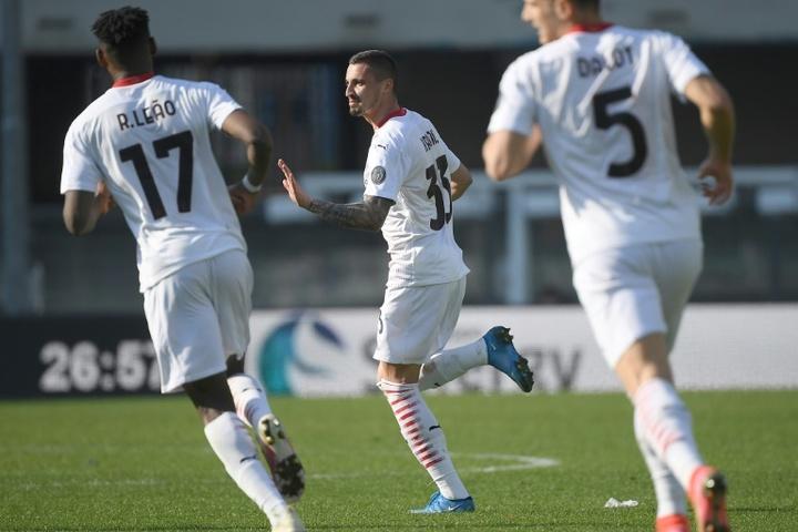 L'AC Milan a une liste de trois attaquants pour le mercato. afp
