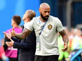 Henry could move into a senior coaching role. AFP
