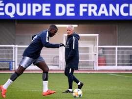 Everton veut un autre prêt de Zouma. AFP