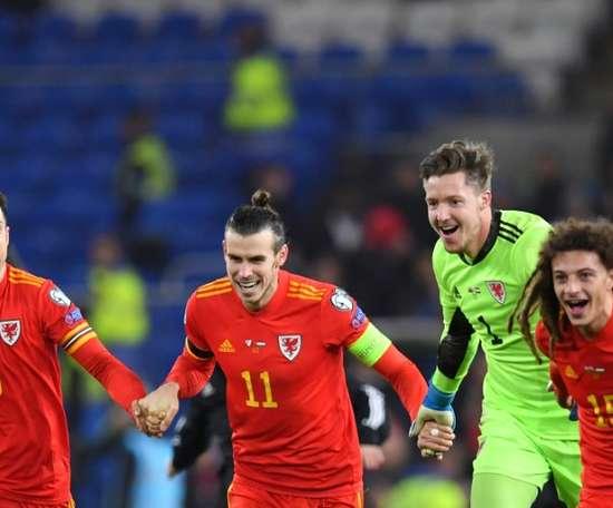 Bale fait un don d'un demi-million d'euros au Pays de Galles. AFP