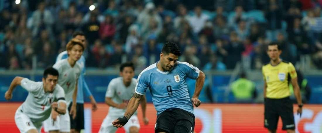 Copa América: l'Uruguay manque le coche