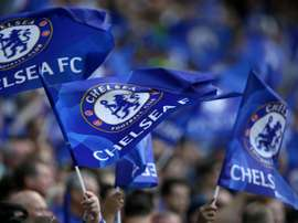 Chelsea face a two year transfer ban. AFP